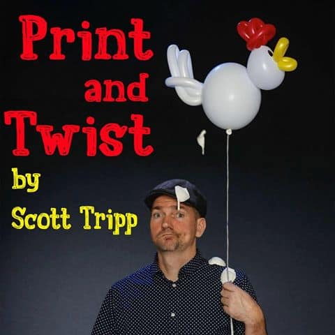 Print & Twist by Scott Tripp artwork