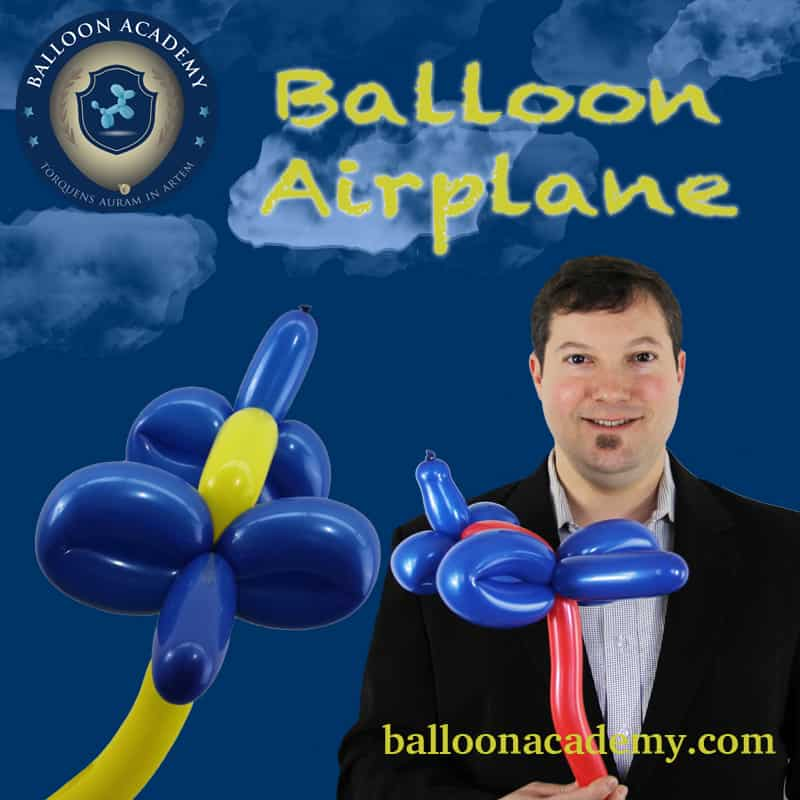 Balloon Airplane by Todd Neufeld