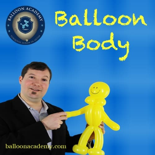 Two-Balloon Body by Todd Neufeld