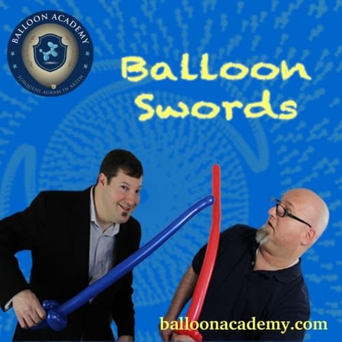 Balloon Swords by Todd Neufeld