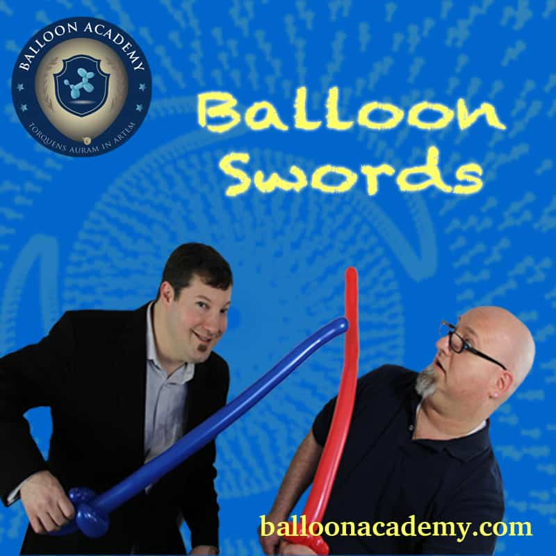 Classic Balloon Swords