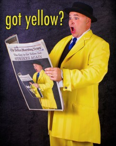 Christopher Lyle 'Got Yellow?' Promo Picture