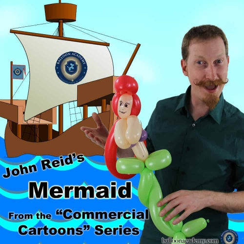 John Reid's Mermaid