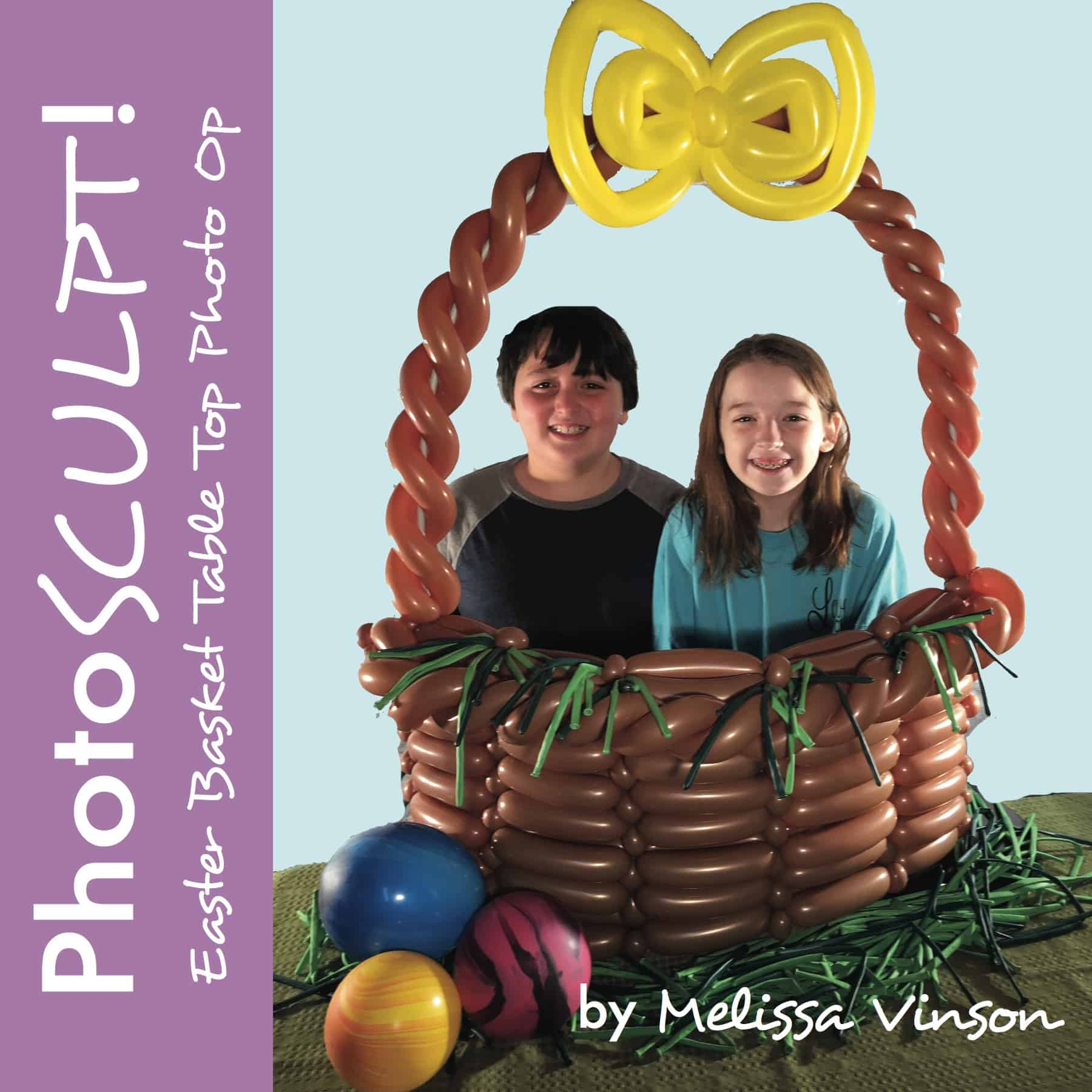 PhotoSCULPT Easter art