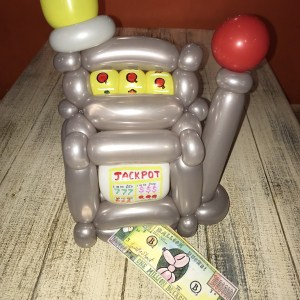 Balloon Slot Machine