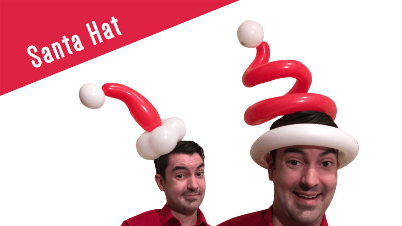 Santa Hat by Rob Balchunas, from Home for the Holidays