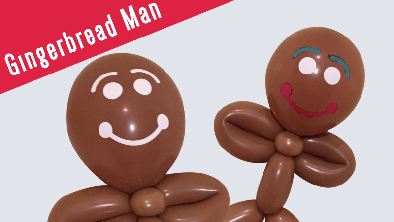 Gingerbread Man by Rob Balchunas, from Home for the Holidays