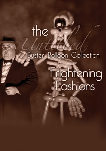 UBBC Frightening Fashions Artwork