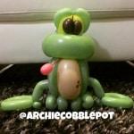 Archie Cobblepot's Frog