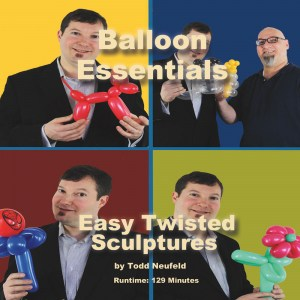 Balloon Essentials Cover Art