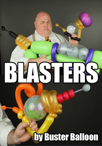 Blasters Artwork