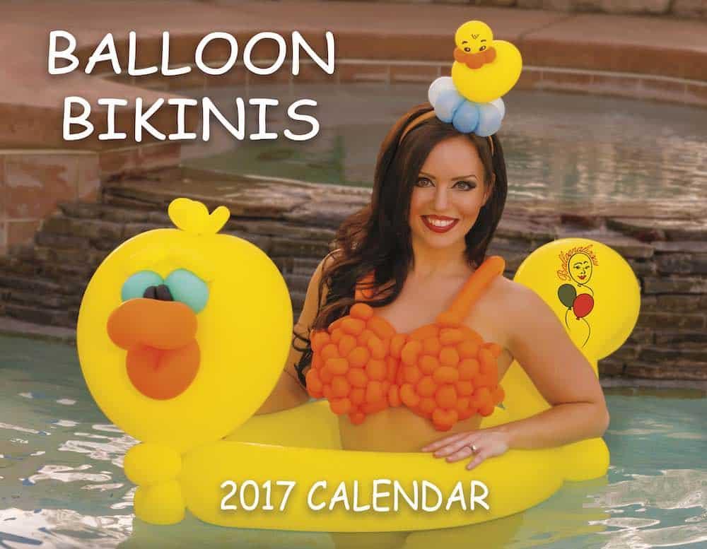 Balloonalicious 2017 Cover