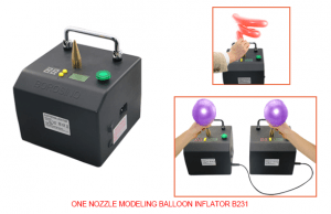 Lagenda Jr balloon inflation machine