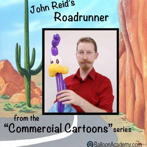 Balloon Roadrunner