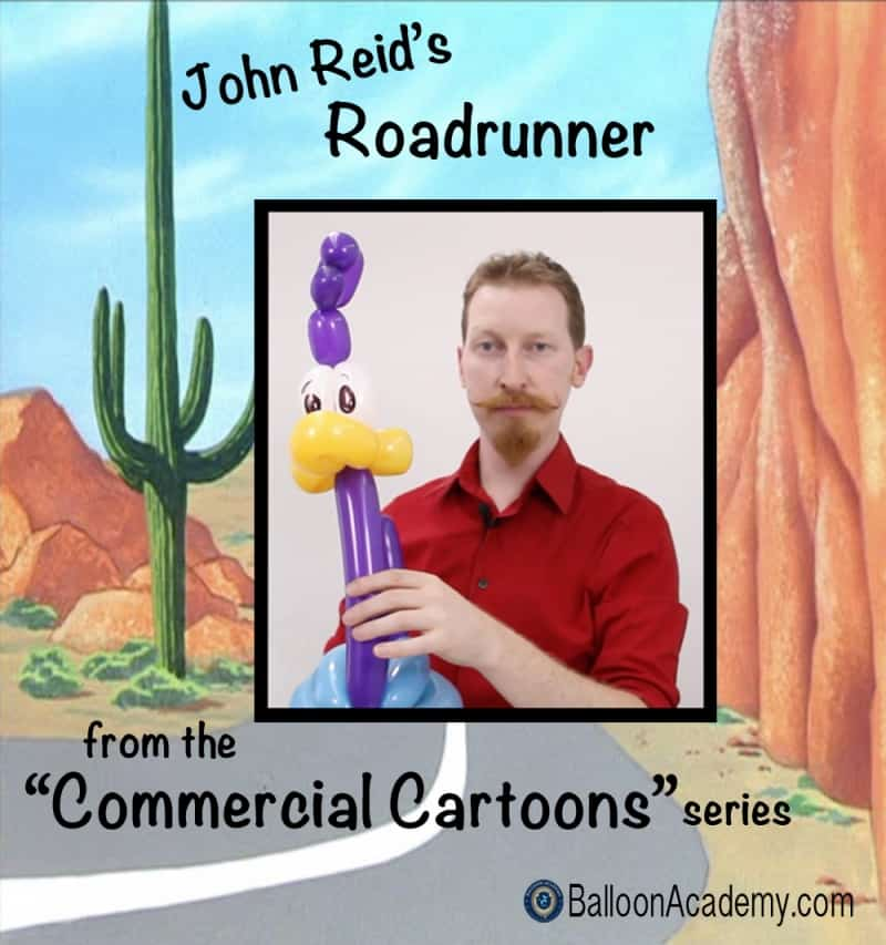 Balloon Roadrunner