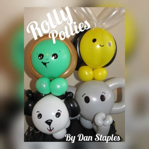 Rolly Pollies Artwork