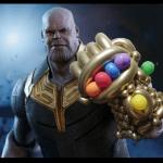 Thanos Balloon Infinity Gauntlet