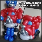 Transformaloons by Dan Staples