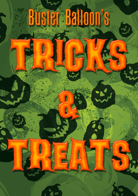 Tricks & Treats vol 1 Artwork