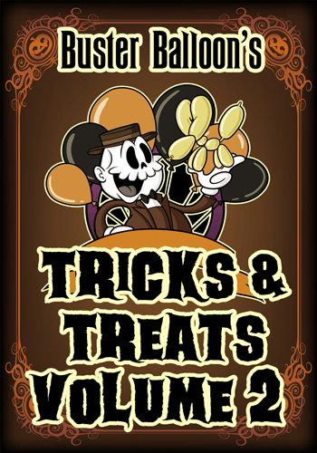 Tricks & Treats 2 Artwork
