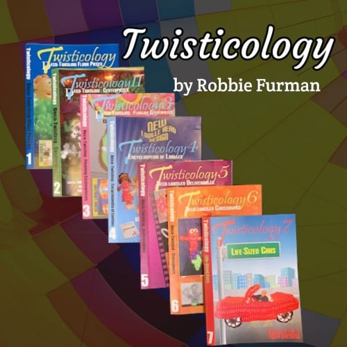 Twisticology cover art