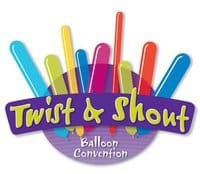Twist and Shout Convention logo